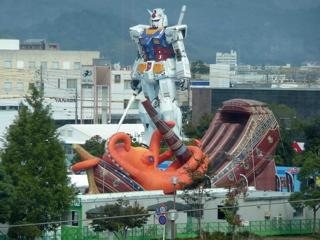 ガンダムと海賊船11.jpg