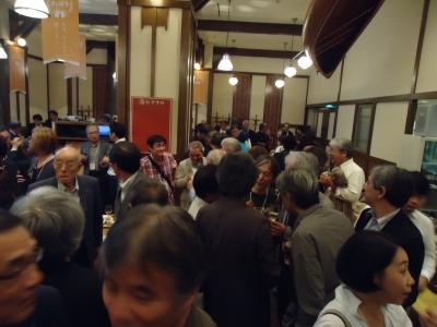 20130921-1-ウェルカムパ-ティ-では多くの人で賑わいました。@.jpg